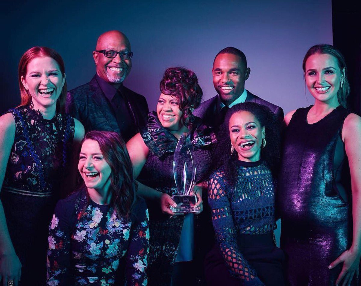 Grey\'s Anatomy wins another People\'s Choice Award for Favorite ...